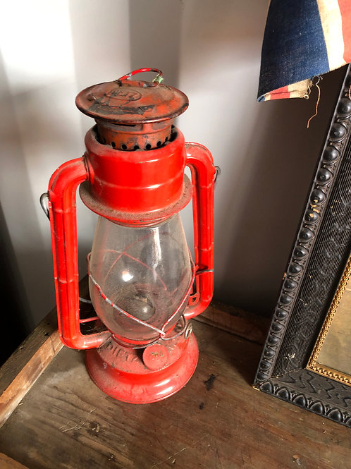 Assortment of old Lanterns