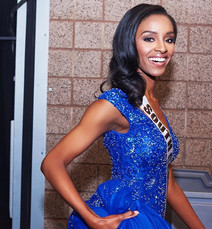 Miss USA moment. Felt like royalty.💙