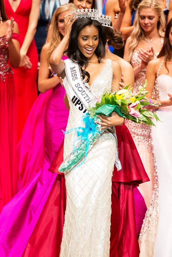 Crowning moments!