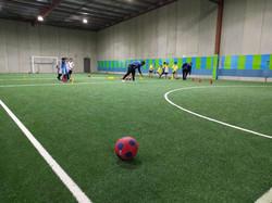 Junior soccer academy