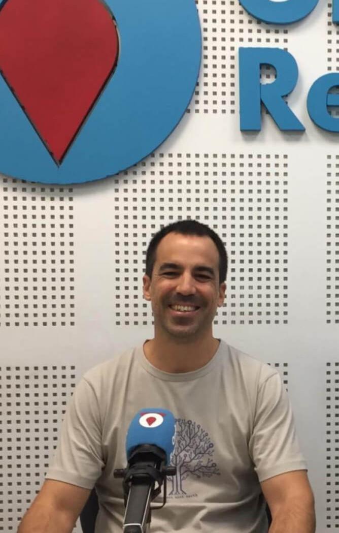 David Verdiell Cubedo, doctor en biología.