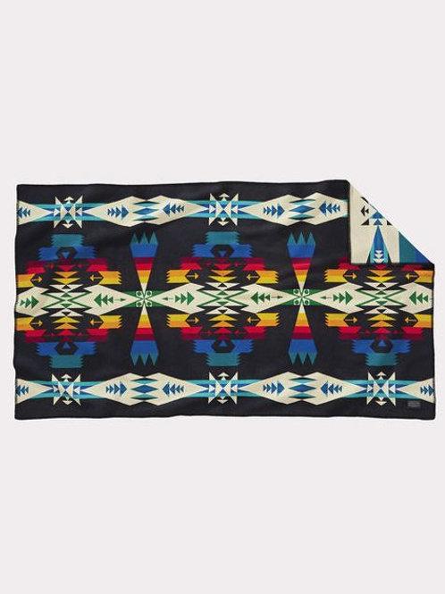 Black Tucson Saddle Blanket