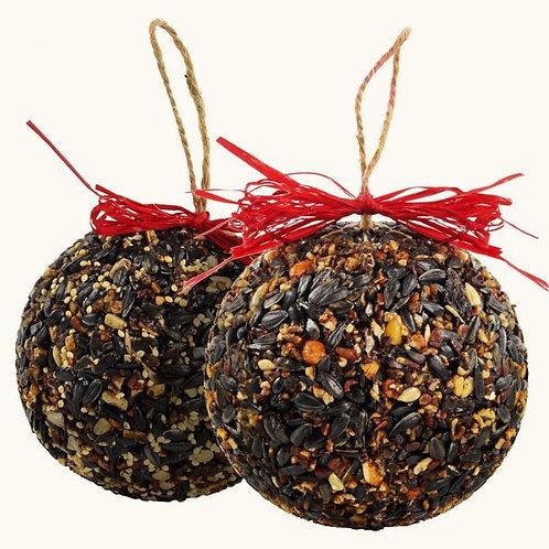 Seed & Nut Ornament