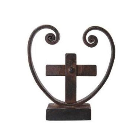 Corazon d'Cruz Cross