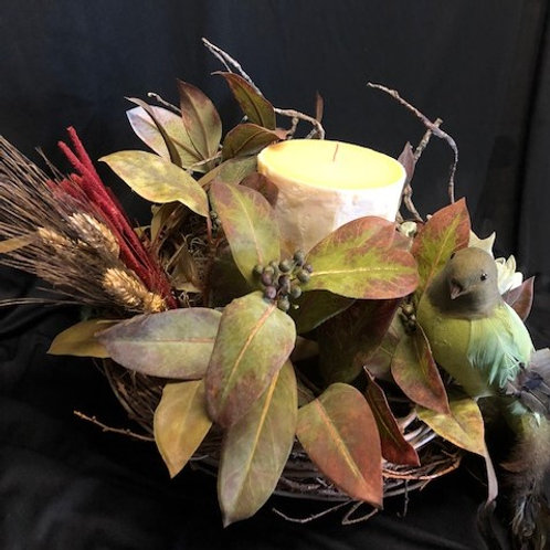 Bird Nest Custom Arrangement