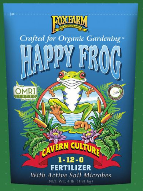 Happy Frog - Bat Guano 4lbs