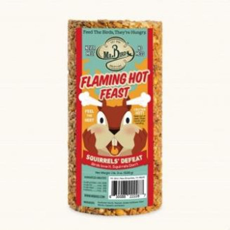 Flaming Hot Feast Small Cylinder