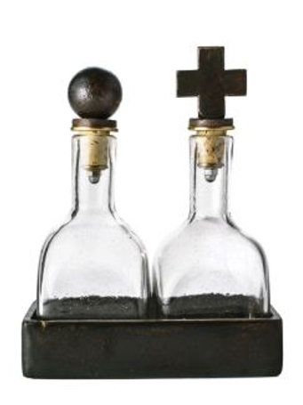 Compadres 2 Bottle w/ Tray