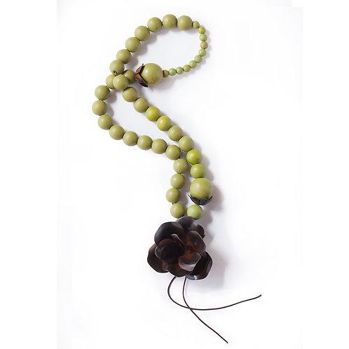 Green Blessing Beads