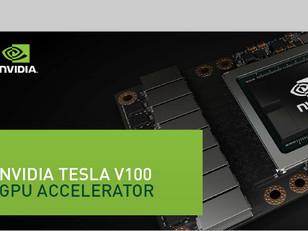 מאיצים את NegevHPC עם Tesla V100!