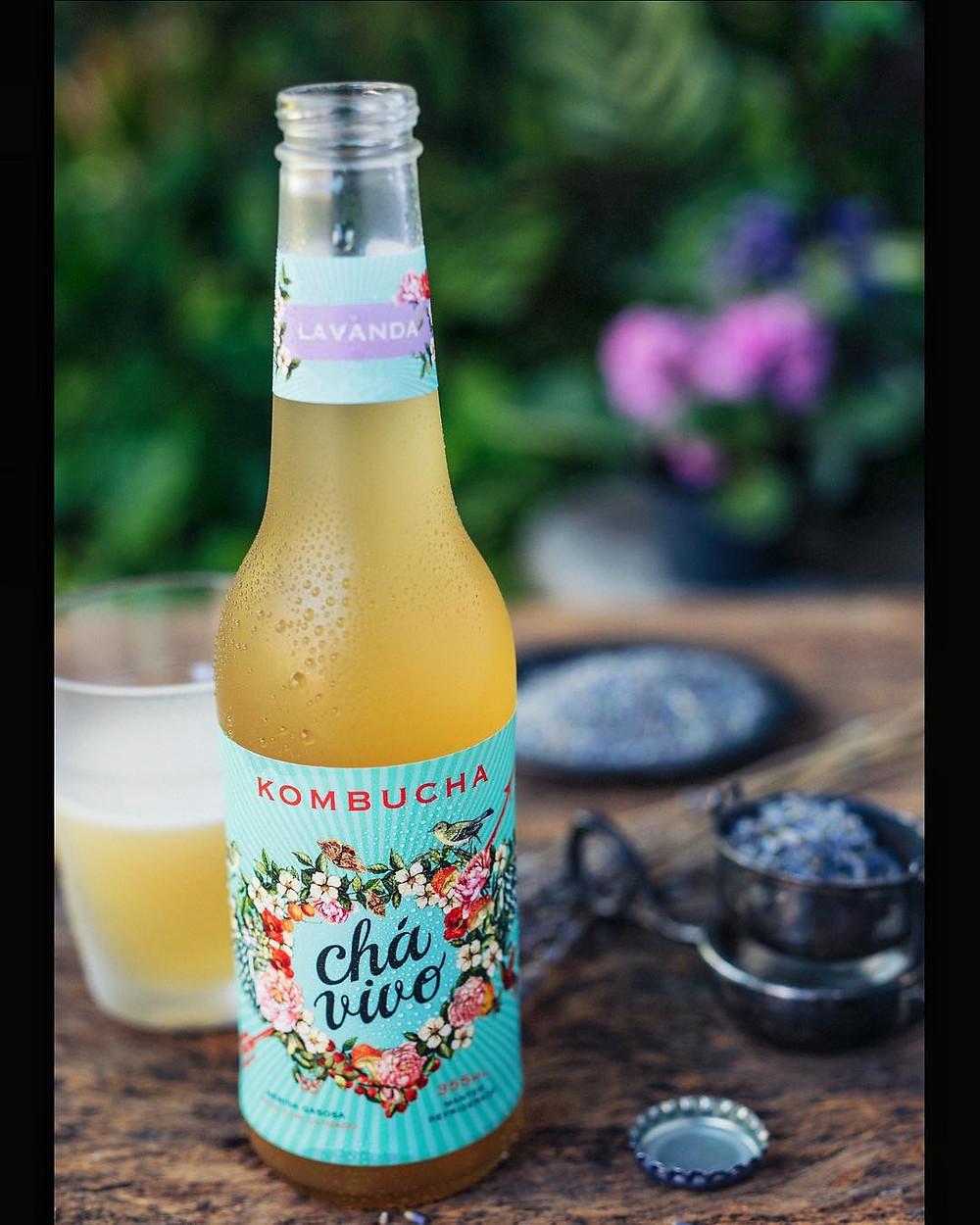 Chá Vivo - Foto do Instagram - Stéphanie Bueno Sem Rótulos