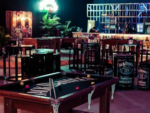 Jack Daniels's Rock Bar agora 5x maior!!