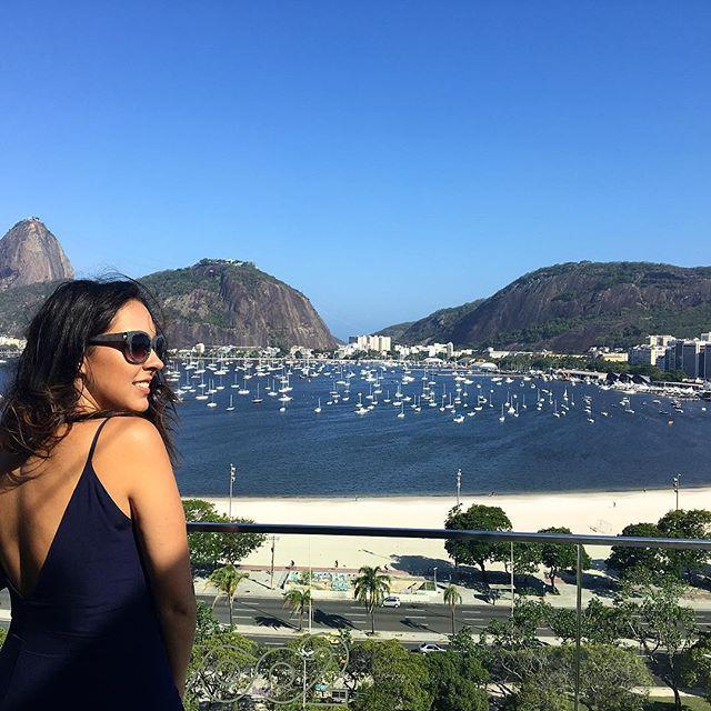 Rooftop do Yoo2 umas das mais bonitas vistas do Rio de Janeiro