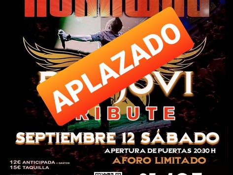Aplazado el concierto de Bilbao