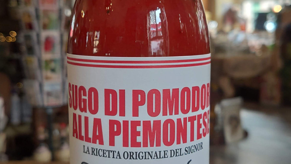 Sugo Don Antonio alla Piemontese 480ml