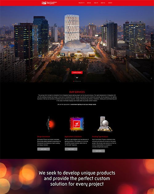 illumination Physics Home Page