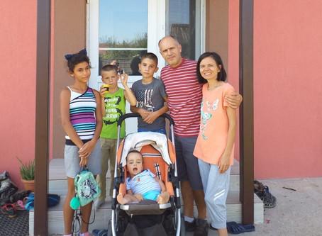 Poveste Familia Vlăsceanu - Anexa cu multă iubire