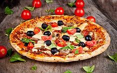 Melhor pizza Diga ao Google
