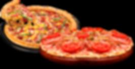 pizzas Diga ao google