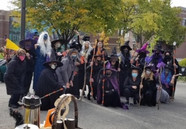 Witches and their Dancing Sticks