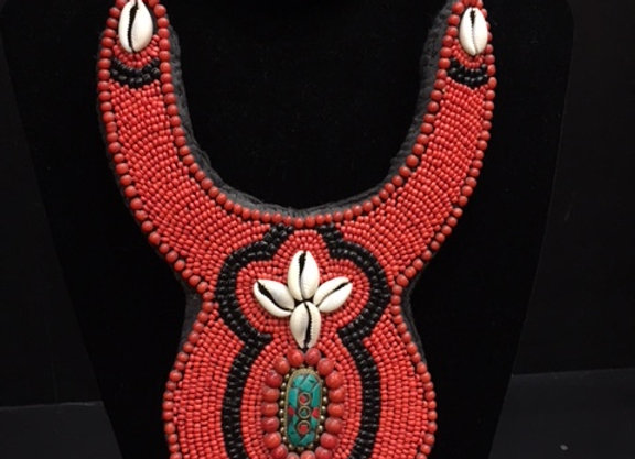 South African Premium Placket Necklace