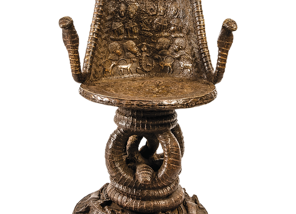 Benin King's Throne