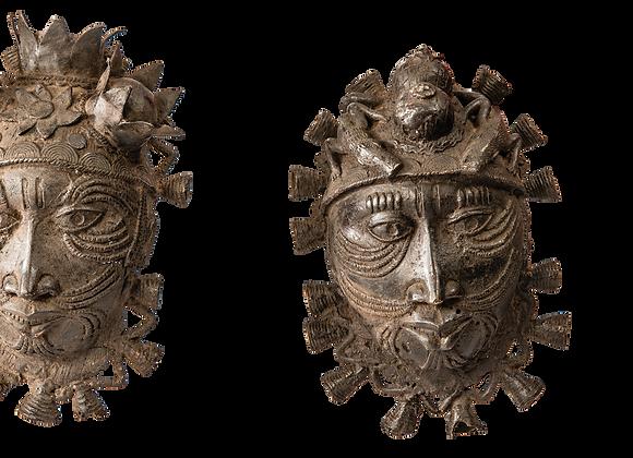 Benin Festival Masks