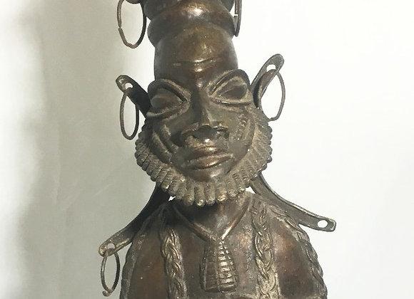 Benin Feminine Statue