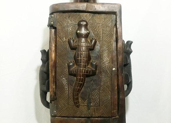 Dogon Crocodile Cabinet