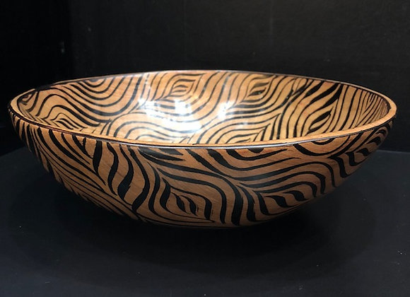 Hand-painted Spot Bowl