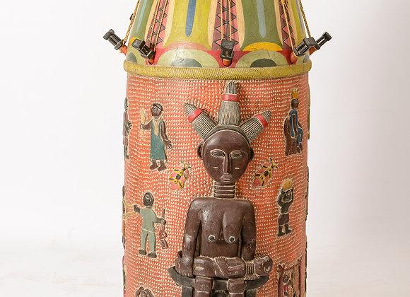 Ashanti Ceremonial Drum