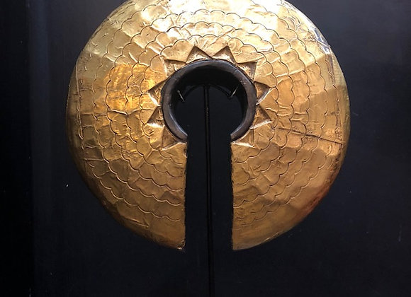Gold Shield with Stand - Small
