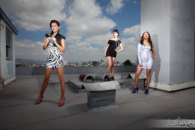 Rooftop Shoot