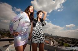 Rooftop photo shoot