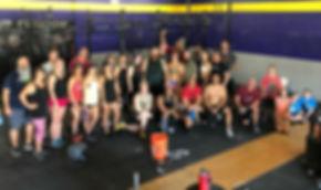 Murph CrossFit Class