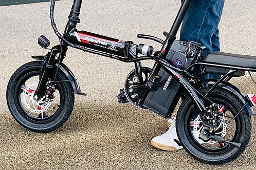 350W EBIKE FOLDING Lithium Bicycle