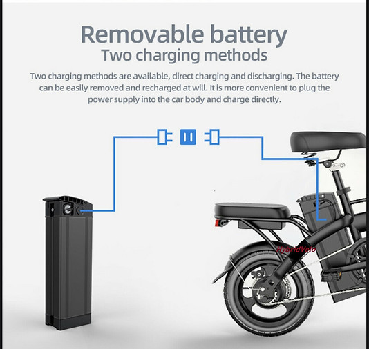 HybridVelo Charger