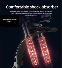 HybridVelo Shock Absorber