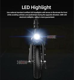 HybridVelo Led Lights