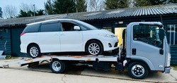 breakdown recovery service london