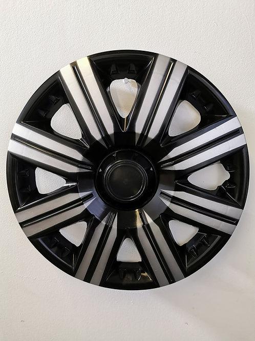 14 Inch Wheel Hub Cap Covers | Alloy Wheel Looks!
