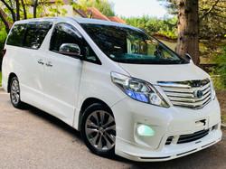 Toyota Alphard Sports