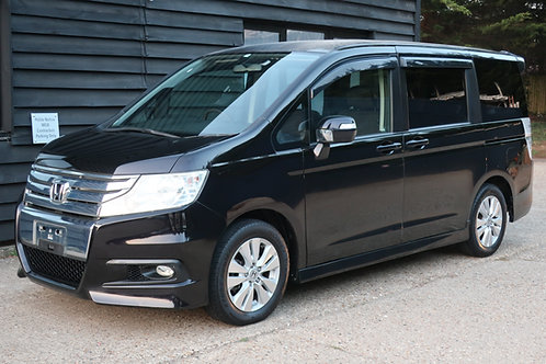 Honda Stepwagon 8 Seats