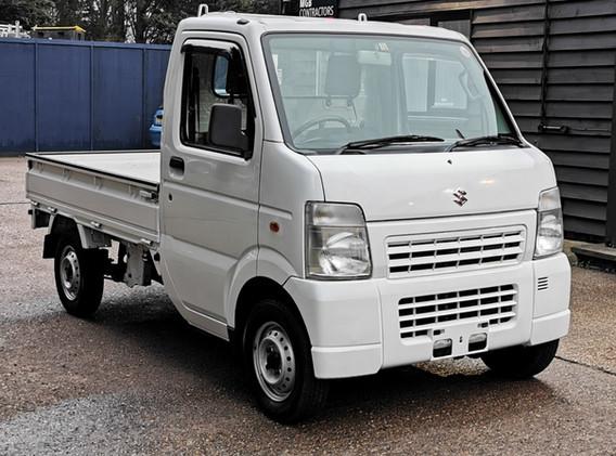 Suzuki Carry Front