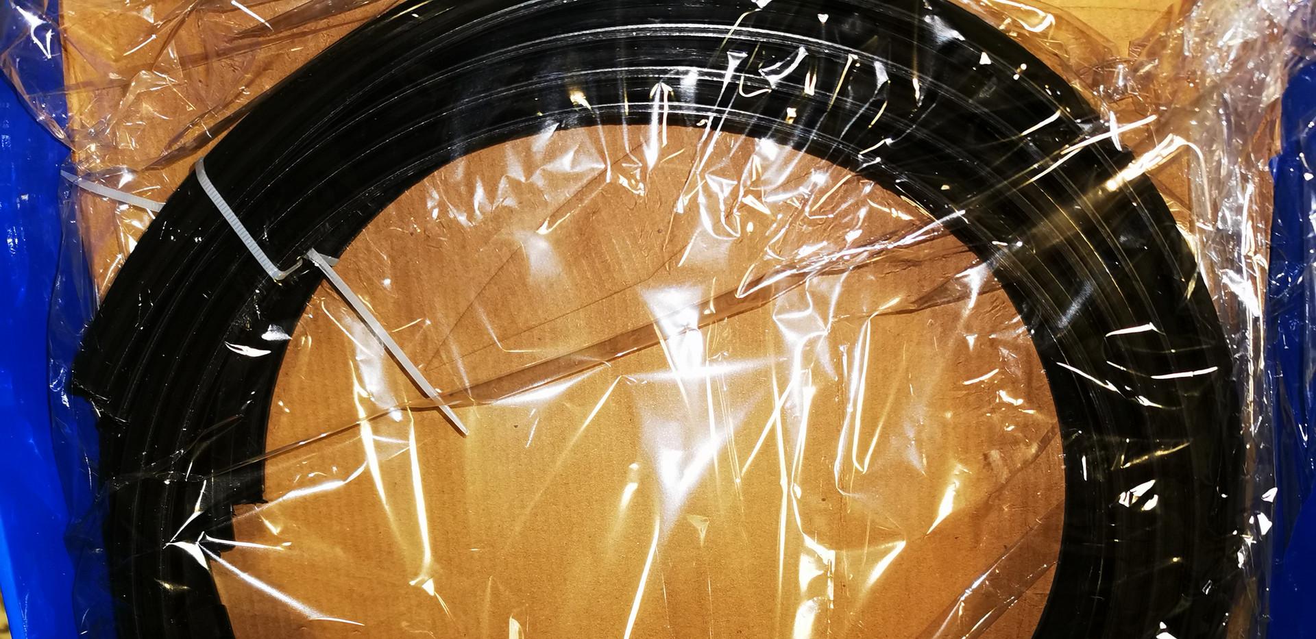Black Alloy wheel / Rims protector