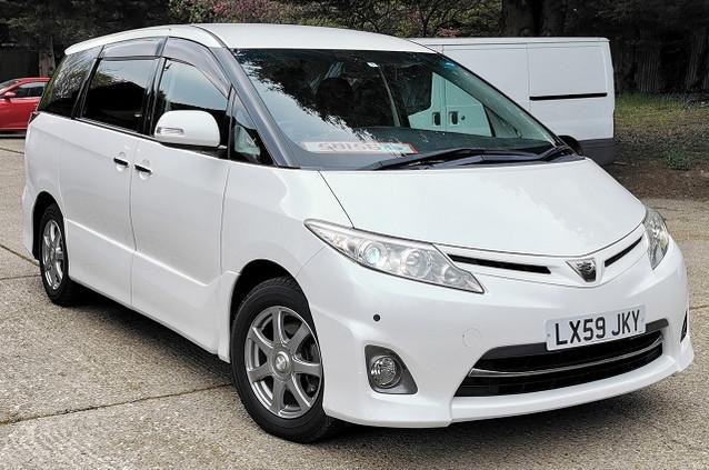 Toyota Estima Aeras 2.4 VVTi