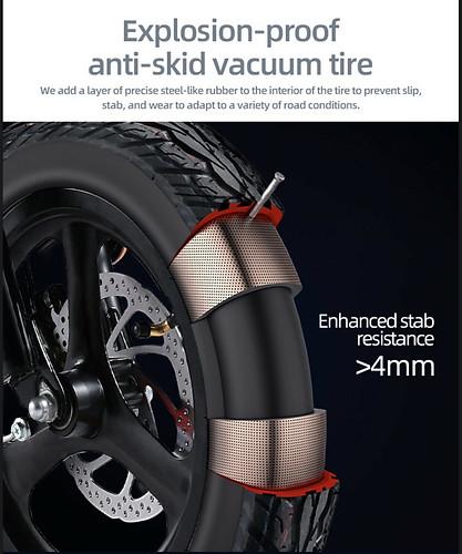 HybridVelo Tubeless Tyres