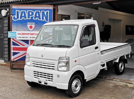 Suzuki carry truck london, uk