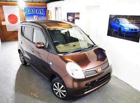 Lovely Nissan Moco Kei Car from www.japancarimport.co.uk