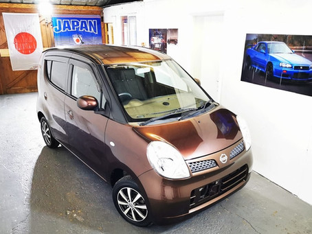 Lovely Nissan Moco Kei Car from www.japancarimport.co.uk